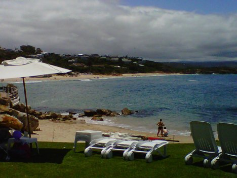We spent a morning hanging out here!  Plett - one of my favourite places