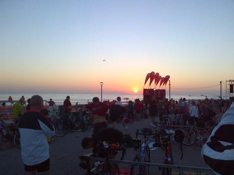 Corporate Challenge Sunrise