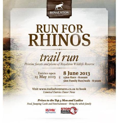 Run for Rhinos