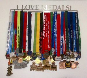 SA Medal Hangers - I LOVE MEDALS!