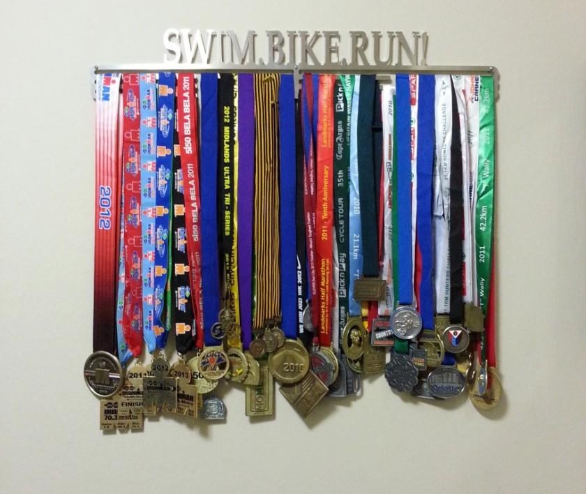 SA Medal Hangers - Triathlon